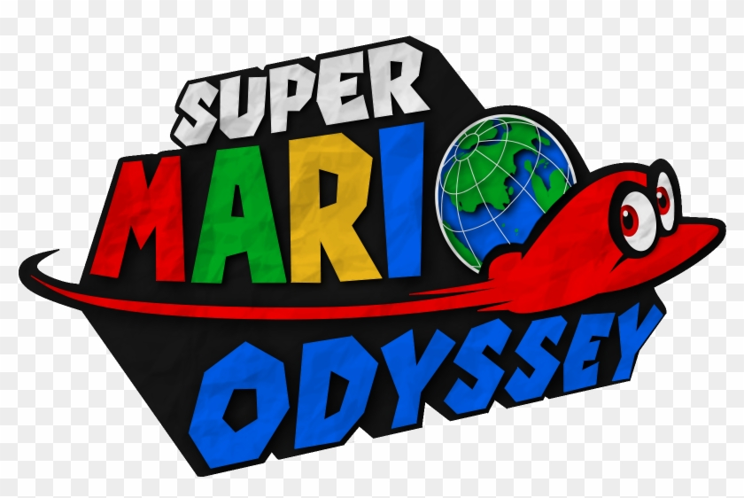 I Felt Like Making A Paper-y Version Of The Odyssey - Super Mario Odyssey Switch #170418