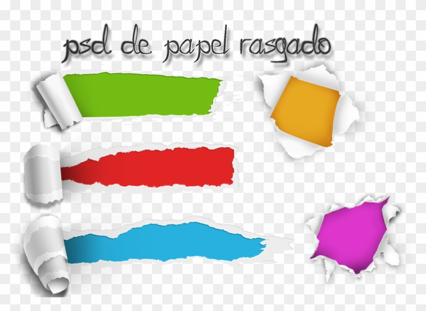 Ripped paper psd download psd torn paper effect png free.