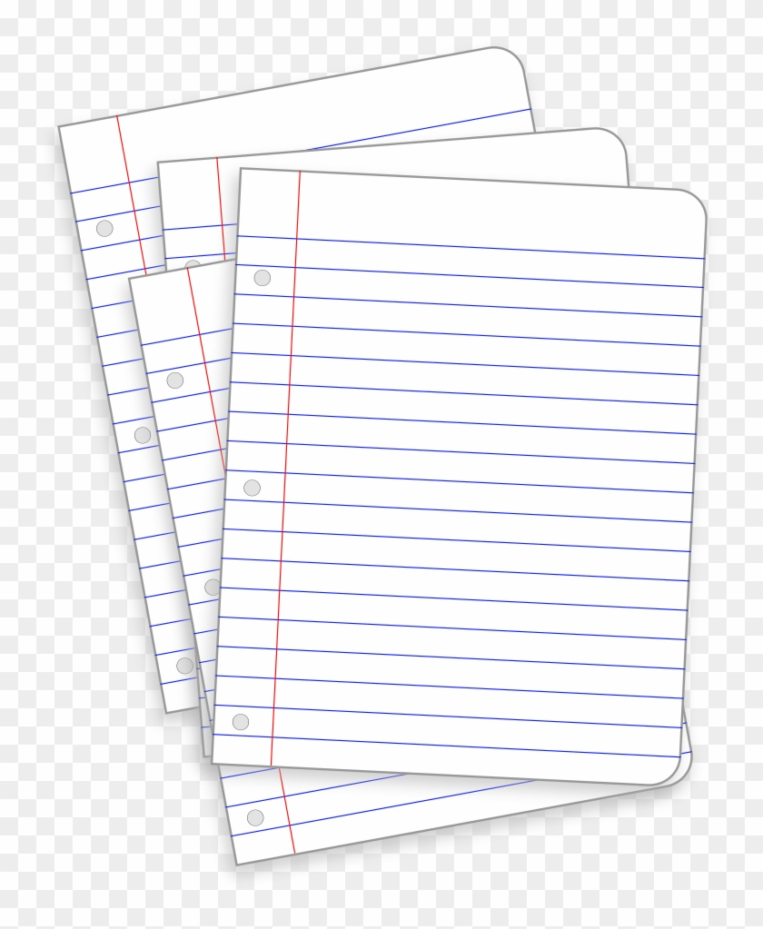 messy lined papers - clip art - free transparent png clipart images