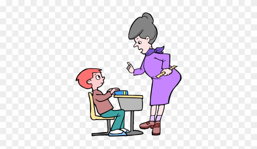 Image result for teacher and student cartoon