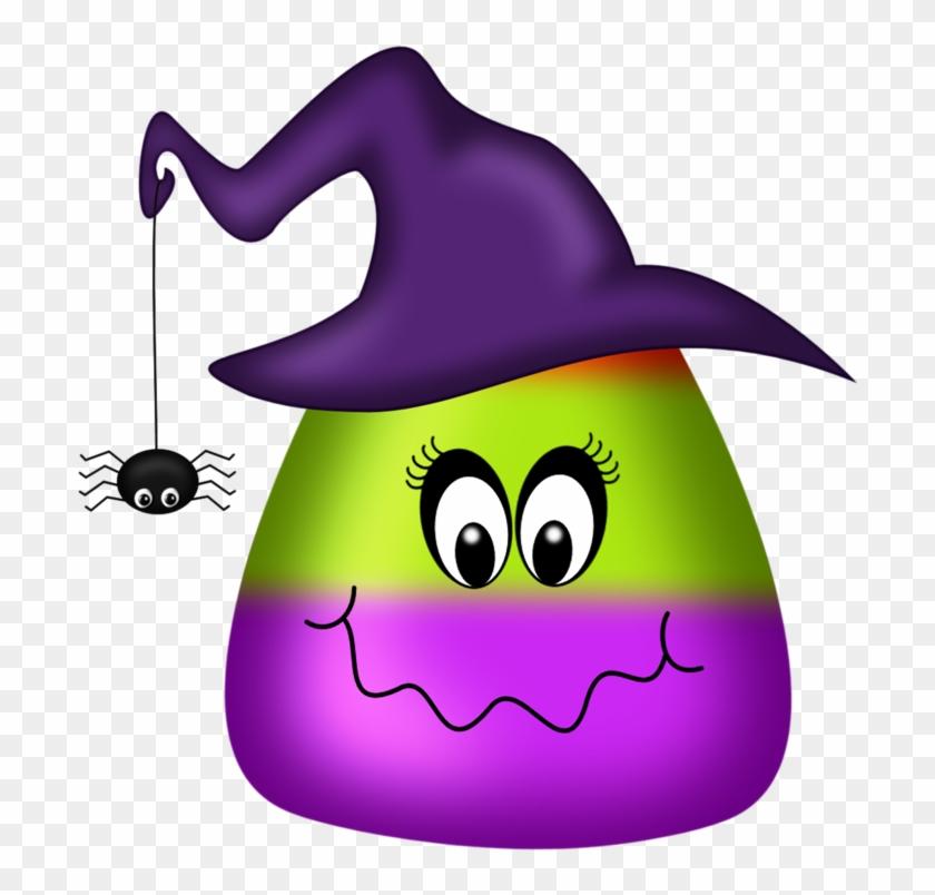 Candy Corn Clipart - Halloween Candy Corn Clipart #170692