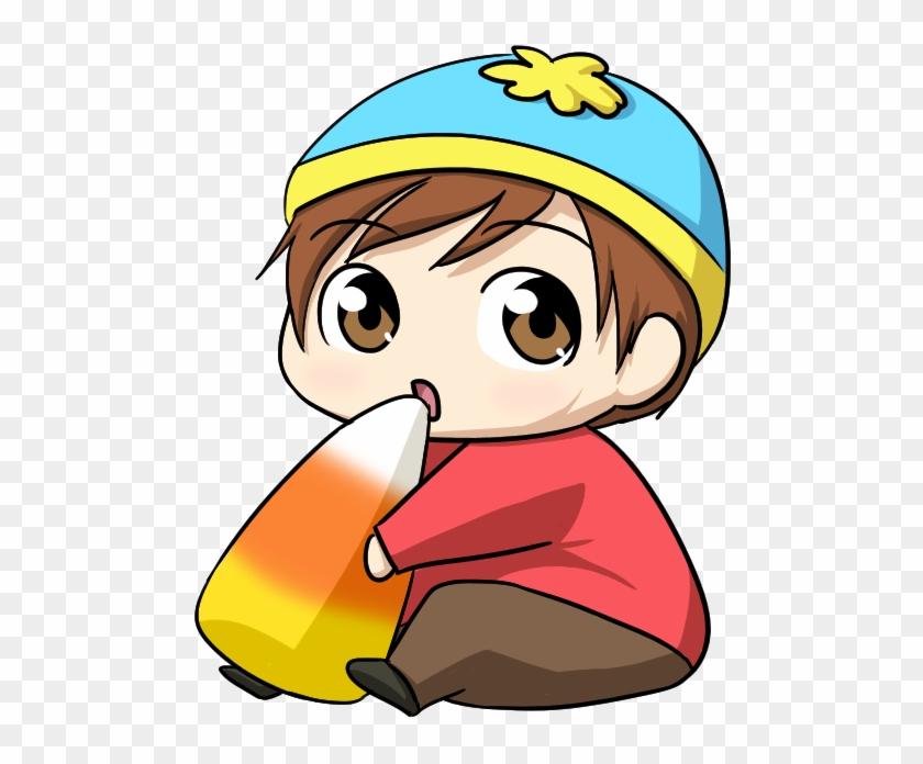 Suckin' On My Candy Corn By Southparkfantasy - Cute Cartoon Candy Corn #170696