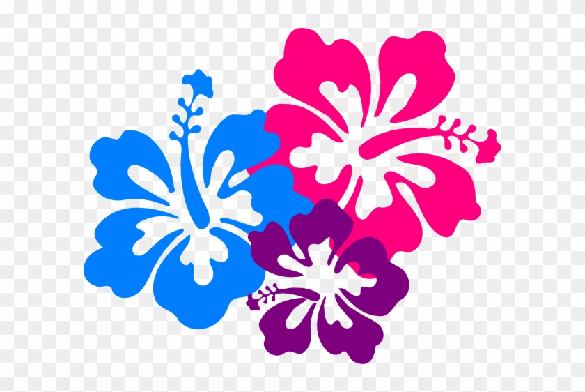 Hawaiian - Hawaiian Flower Clipart #170839