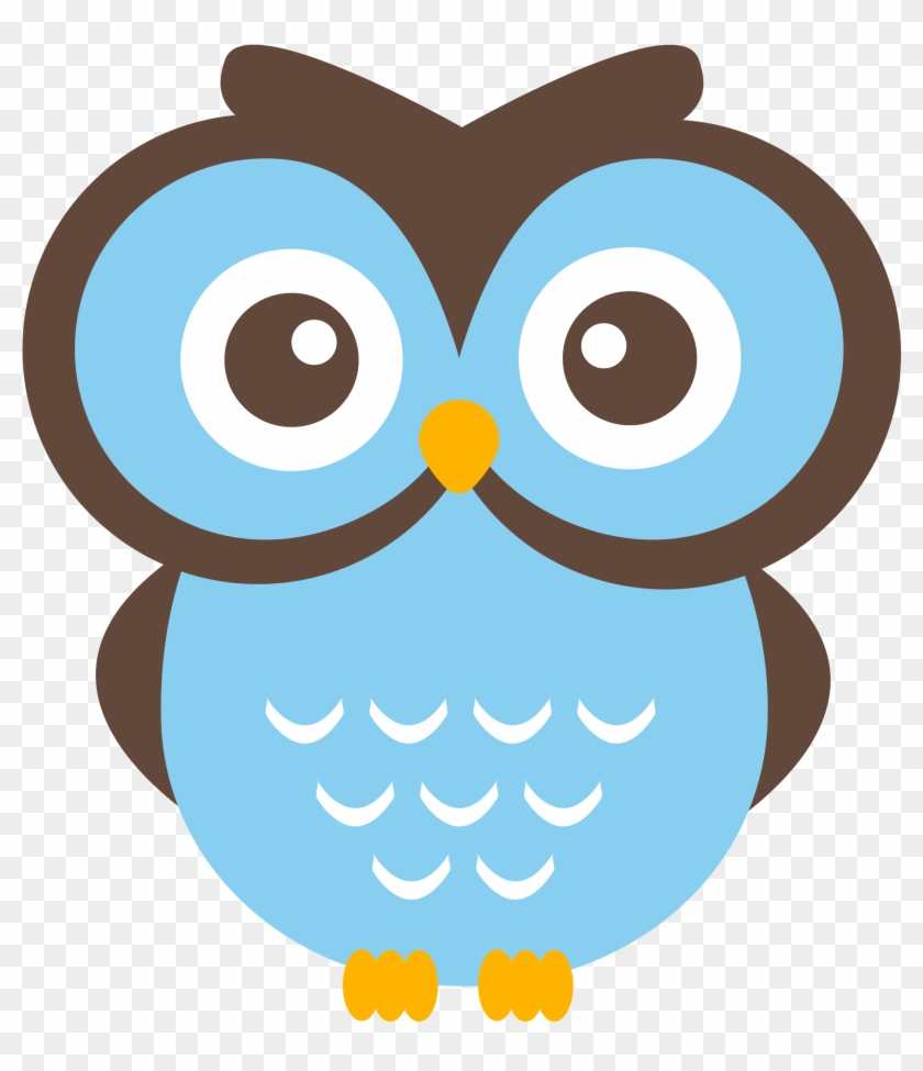 Owl Vacation Free Cliparts All Used For Free - Cute Owl Clip Art #170900