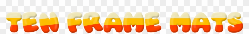 We Like To Use Real Candy Corn While Making Different - Orange #170903