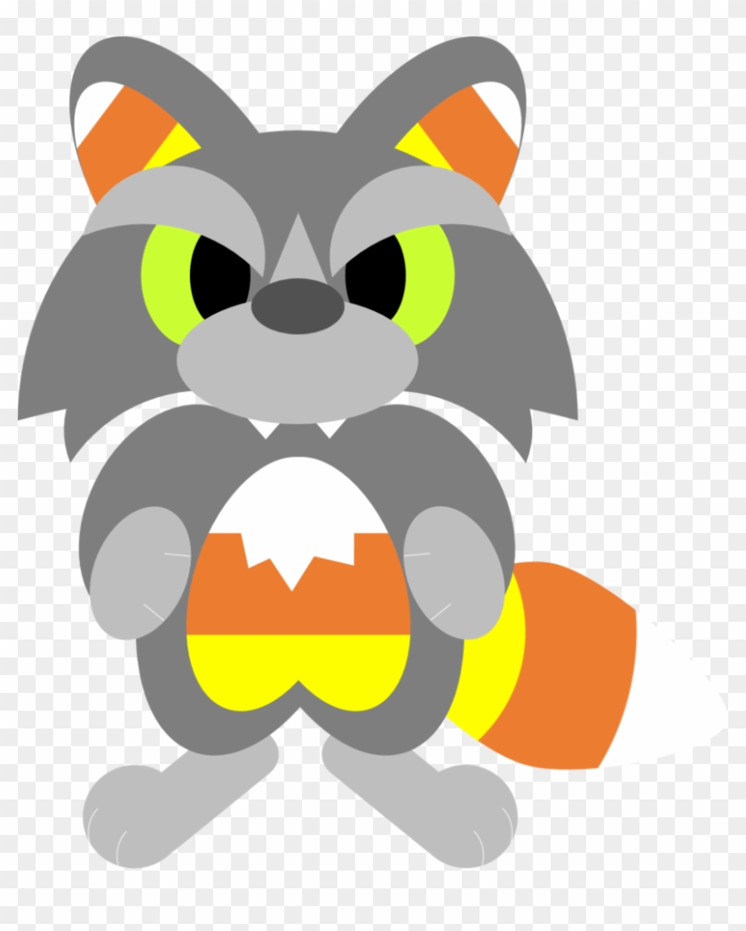 Candy Corn Wolf By Alice Of Africa - Candy Corn #170935