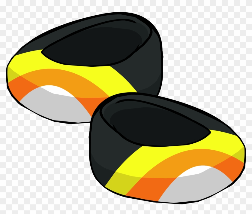 Candy Corn Shoes - Candy Corn Shoes #170945