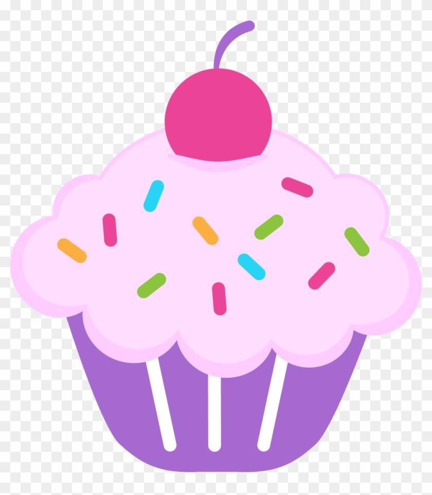 Cupcake Clipart Cute Cupcake Png Free Transparent Png Clipart