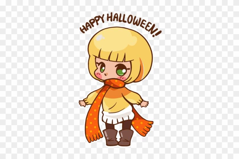 Happy Halloween - Cartoon #170979