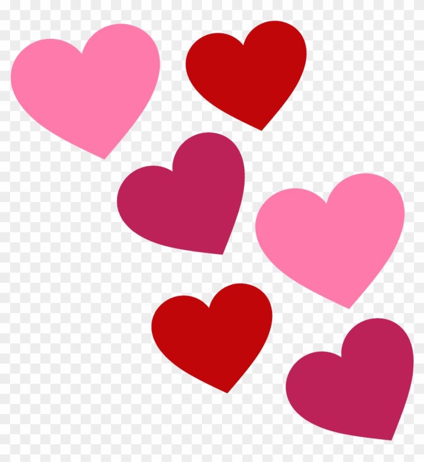 Valentine Hearts Clip Art - Valentine Hearts Clip Art #170999