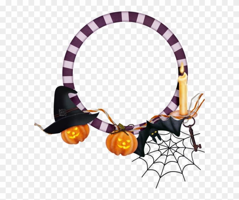 Halloween Border Png Background Image - Imagenes Halloween En Png #171006
