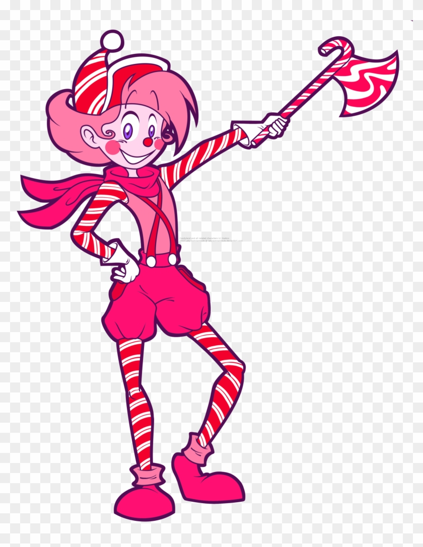 Candy Land Candy Cane Peppermint Clip Art - Peppermint Guy From Candyland #171019