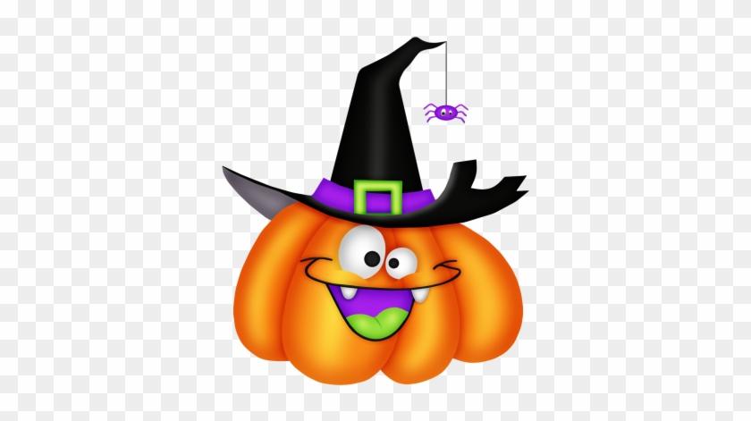Halloween Ii, Happy Halloween, Halloween Clipart, Halloween - Buenos Dias Feliz Halloween #171024