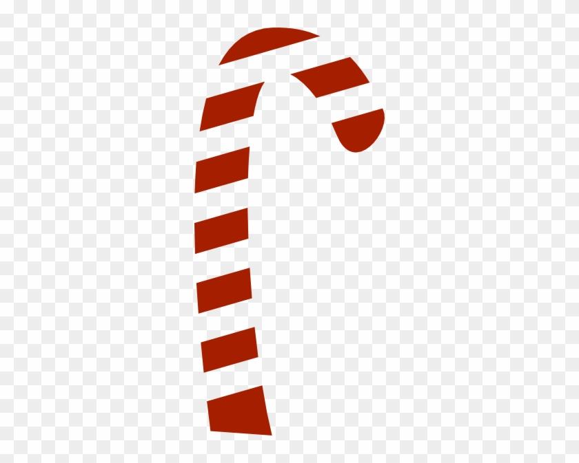Candy Cane Christmas Clip Art - Candy Cane Christmas Clip Art #171038