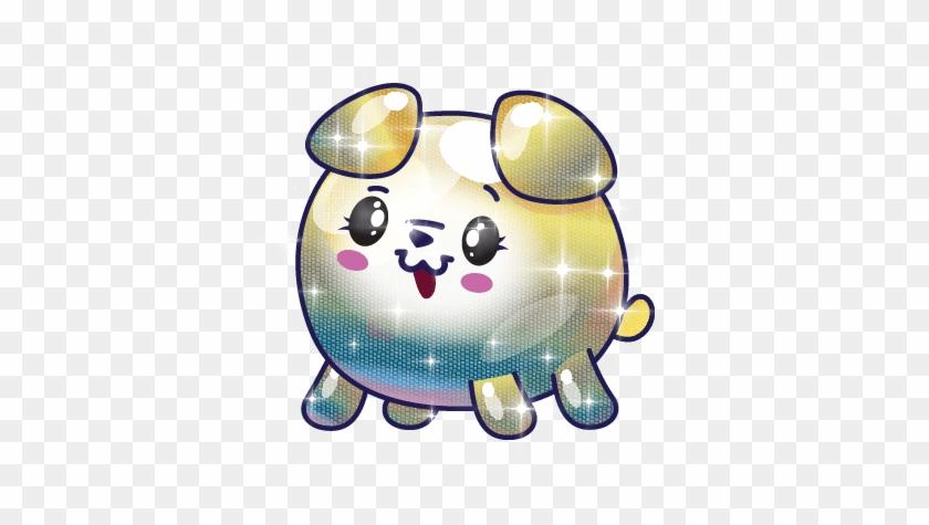 Tumbles The Puppy - Unicorn Pops Surprise Pikmi Pop #171048