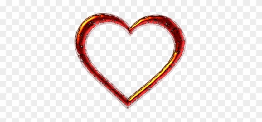 Heart Shaped Border Clipart - Heart Clip Art #171100