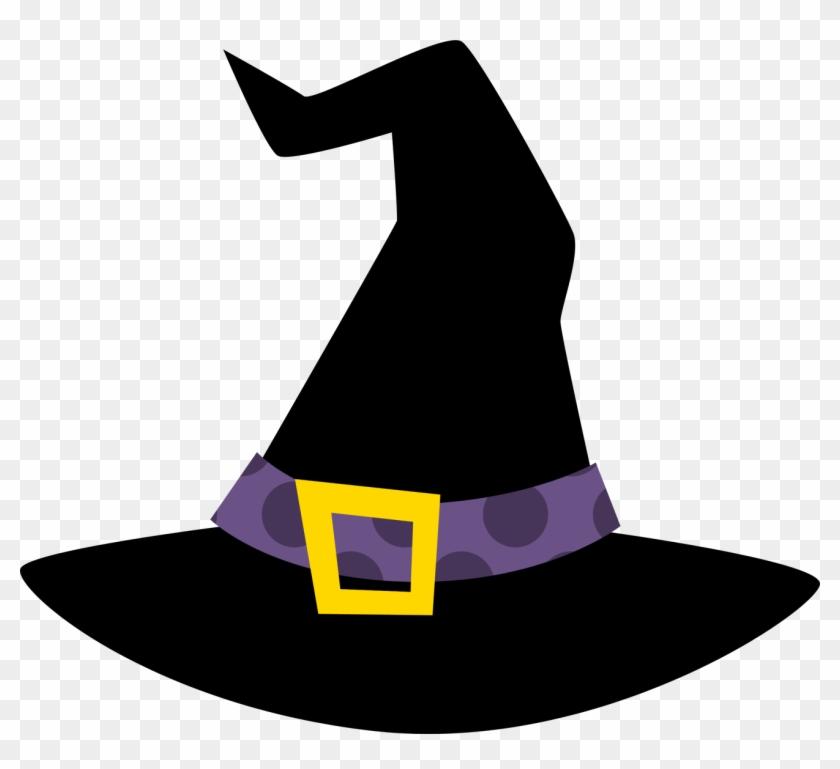 Costume Clipart Halloween Decoration - Halloween Witch Hat #171121