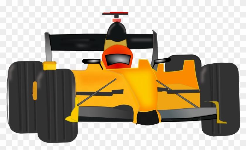 Race-car - Racing Vector Png Free #171136