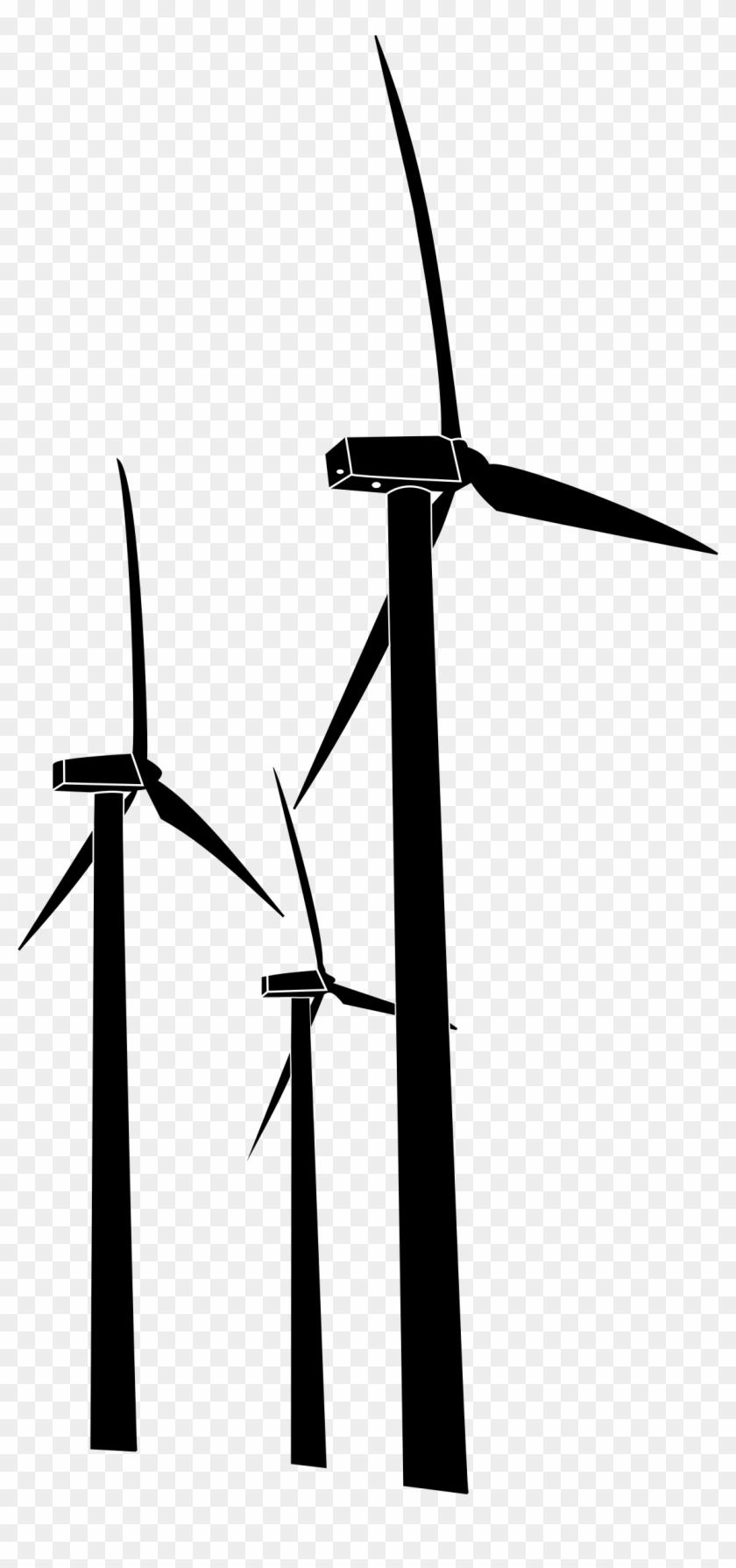 Clipart - Clip Art Wind Turbine #171144