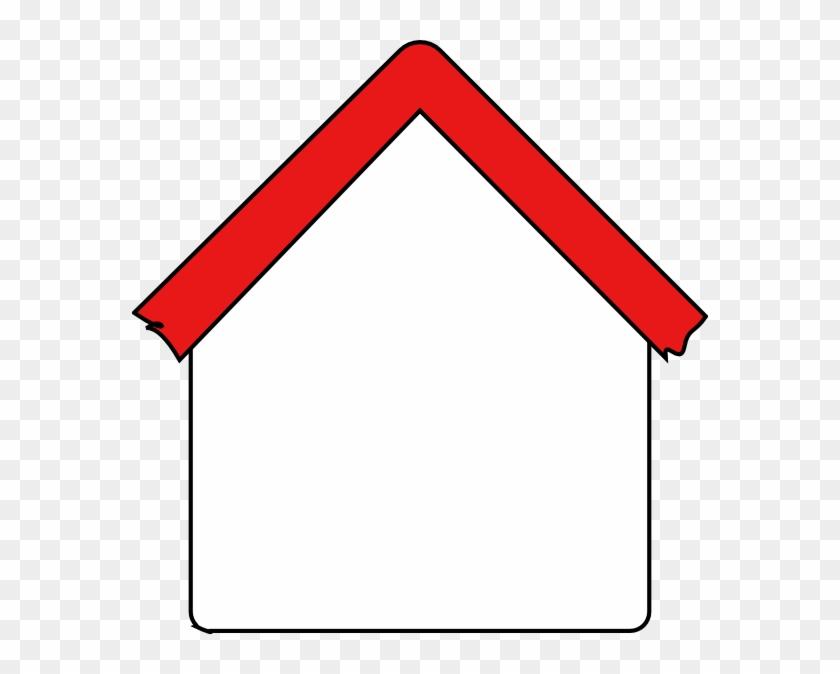 Gingerbread House Outline Clip Art At Clker - Gingerbread House Outline Clip Art At Clker #171167