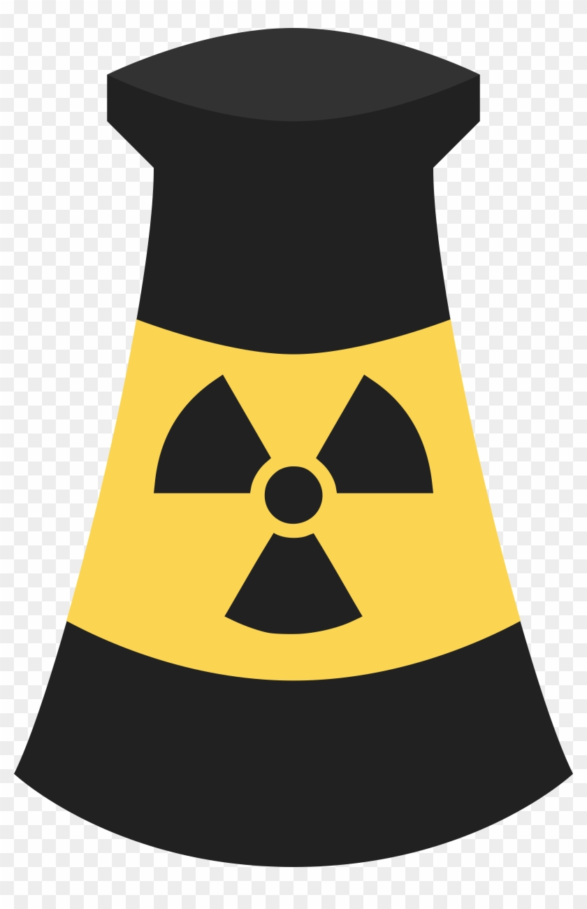 Big Image - Nuclear Power Plant Icon #171179