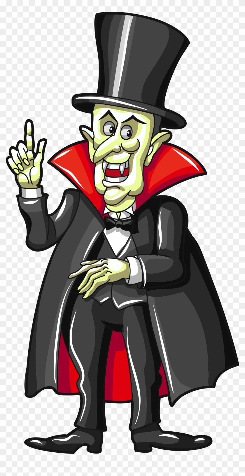 Haunted Clipart Halloween Vampire - Halloween Vampire Clipart #171240
