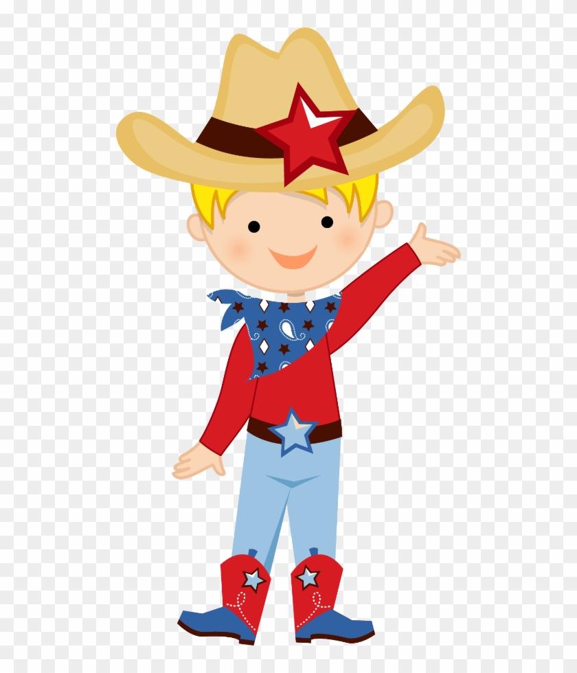 Cowboy E Cowgirl - Cowboy Clipart #171249