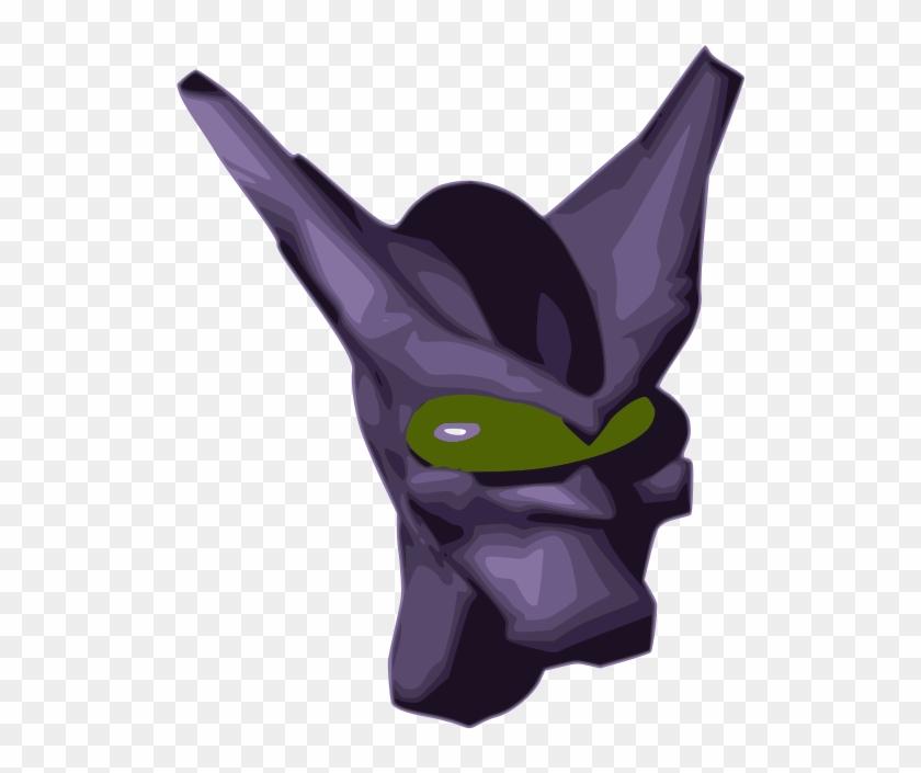 Tobyaxis The Alien Clipart, Vector Clip Art Online, - Purple Alien Head Shower Curtain #171292