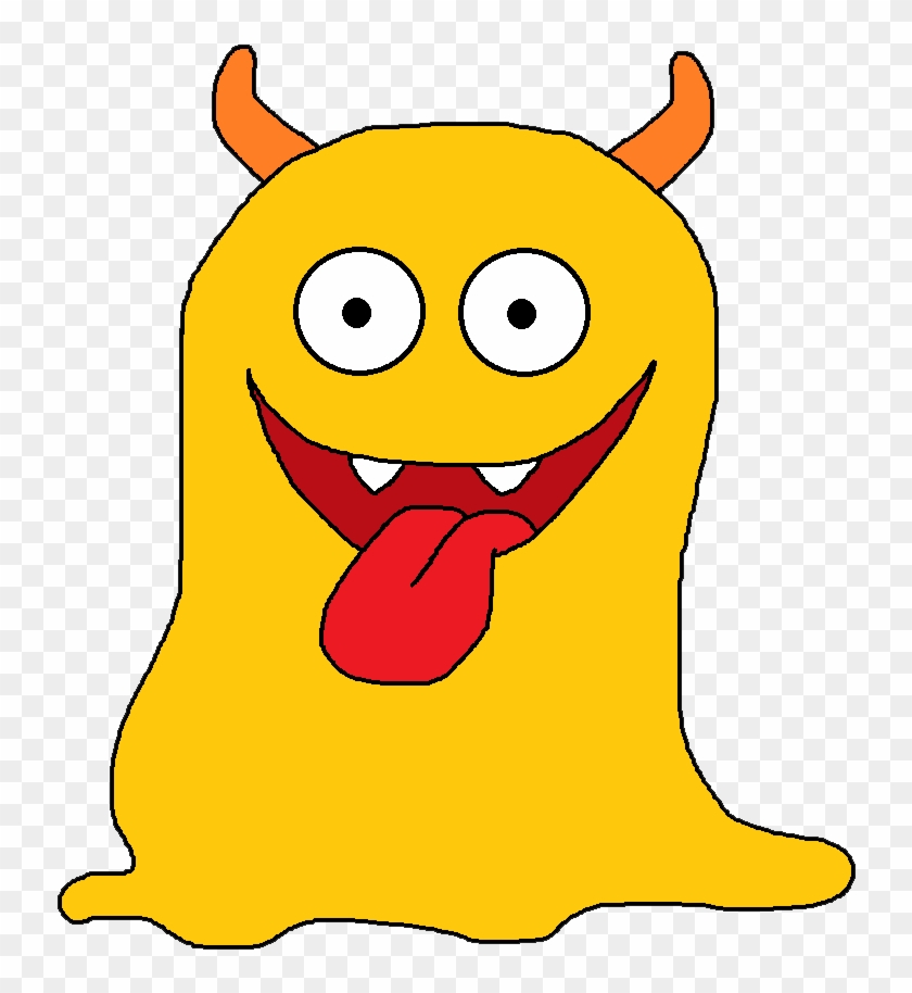 Monster Clip Art Images Free Clipart - Yellow Monster Clipart #171303