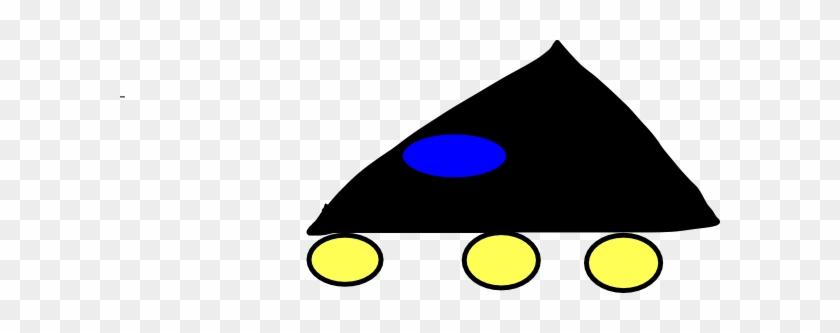 Triangle Ufo Clip Art - Subrosa Fixie #171317
