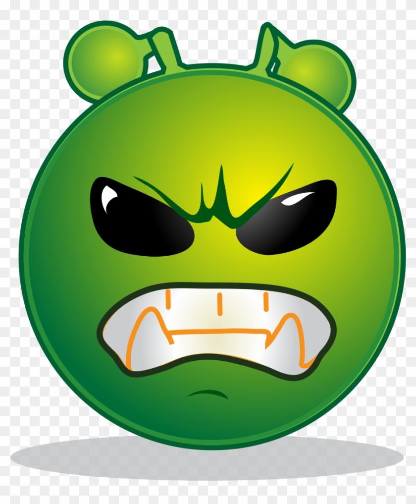 Grrr Smiley #171344