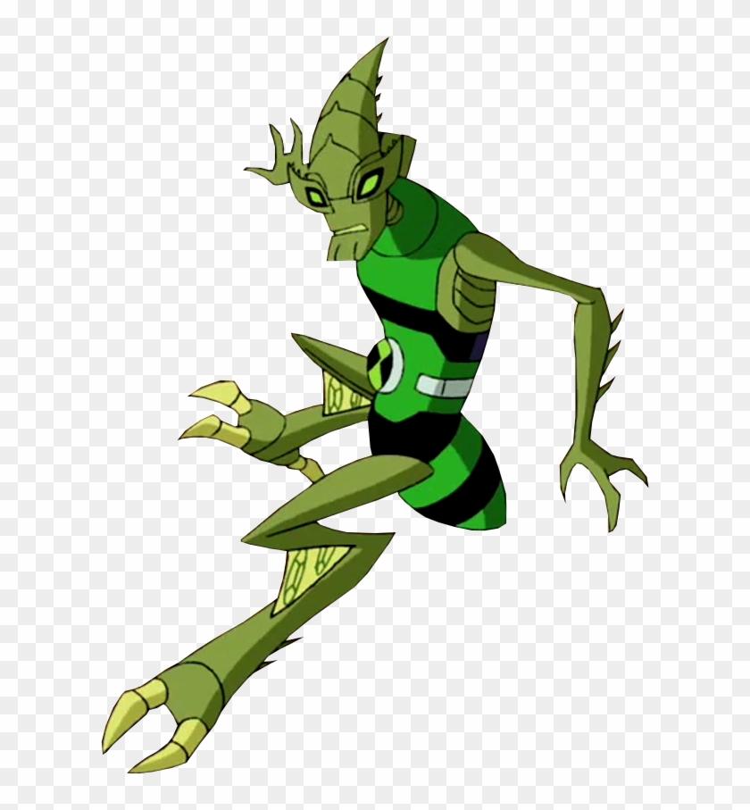 Cartoon Network Wiki - Ben 10 Omniverse Crashhopper #171347