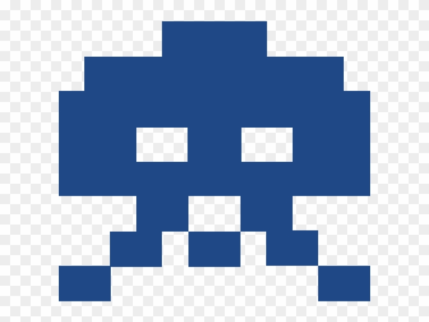 Space Invaders Clipart - Space Invaders Clip Art #171349