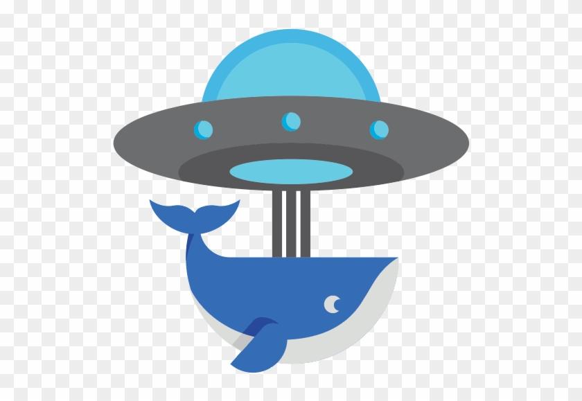 Related Ufo Clipart Transparent - Cartoon Ufo Logo #171383
