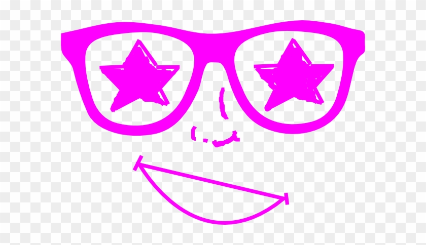 Animated Stars With Face - Clip Art #171394