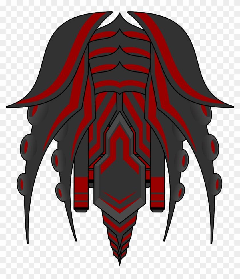 Alien Ship Video Game #171415