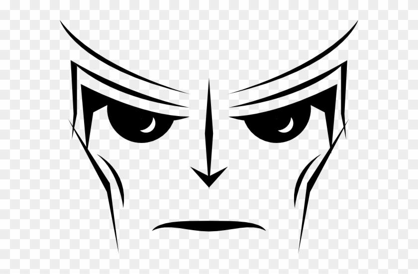 Cartoonrobot Face #171442