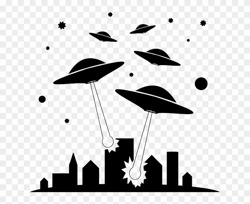 Free Vector Graphic - War Of The Worlds #171443