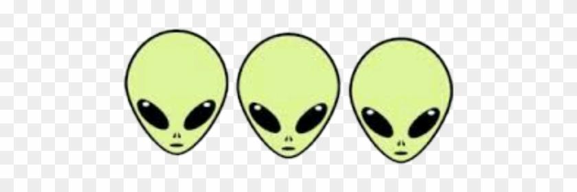 Alien Aliens Tumblr Verde Green Celeste - Alien Draw #171527
