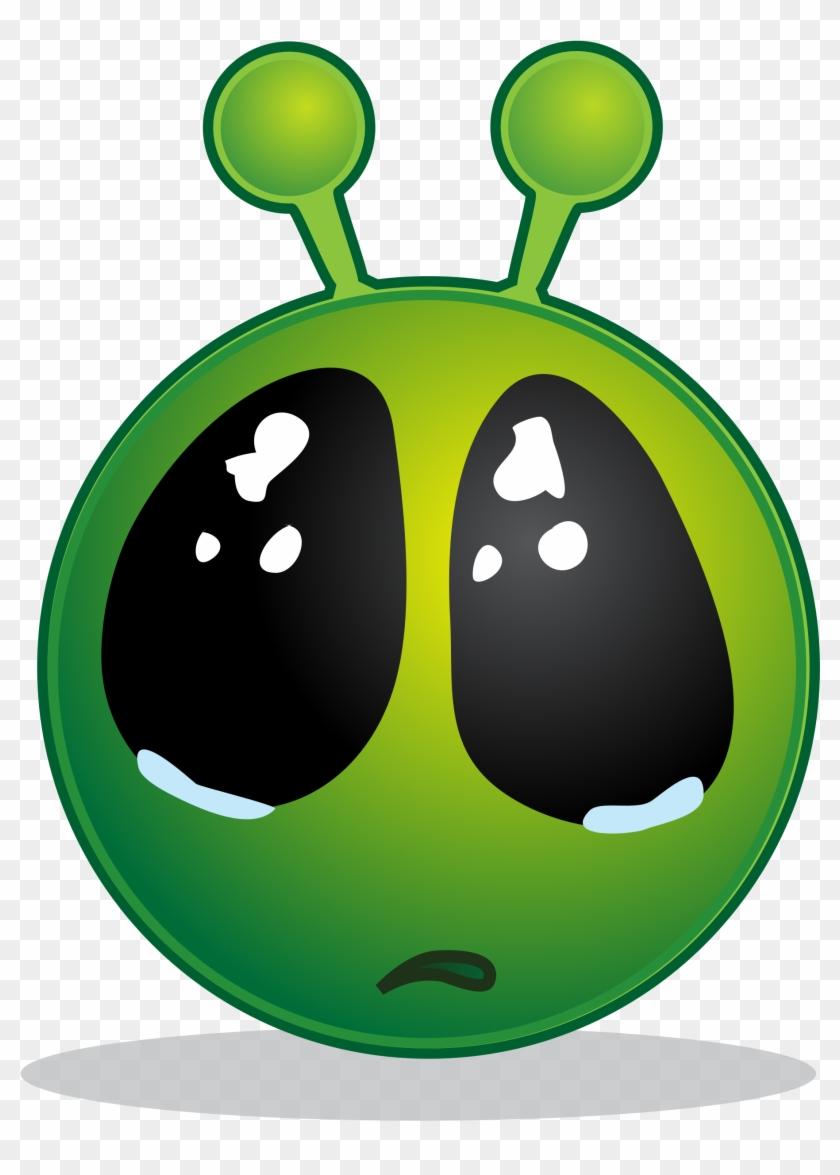 Big Sad Smiley - Smiley Alien #171541
