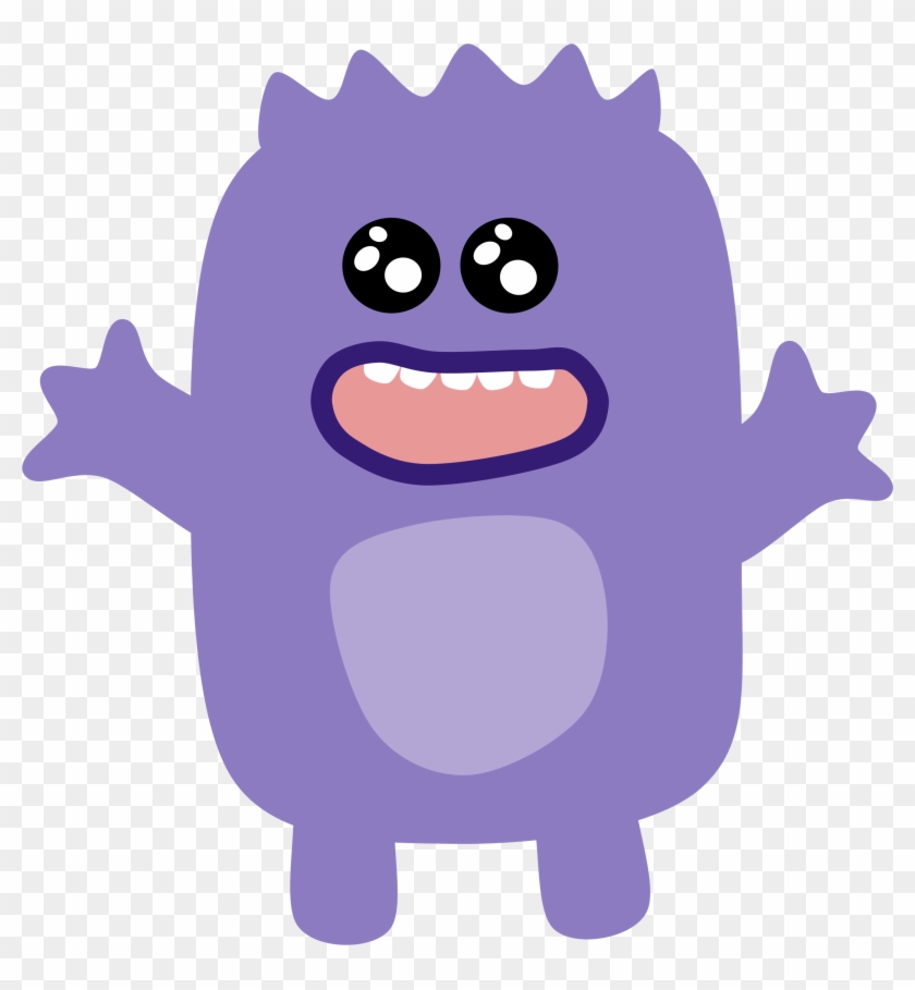 Medium Image - Clipart Monster Png #171543