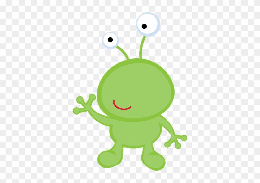 Astronauta - Alien - Minus - Astronauta Cute Png #171549