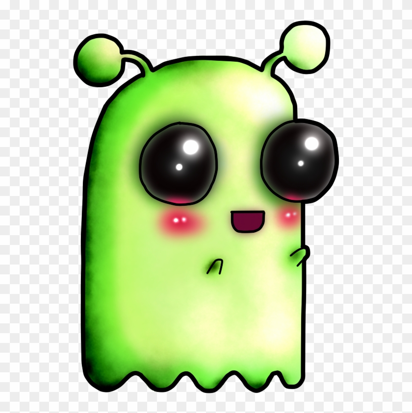 Baby Alien By Uranium-z On Clipart Library - Unidentified Flying Object #171561