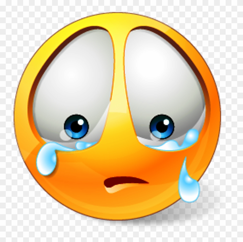 Clip Arts Related To - Sad Emoji Dp For Whatsapp #171568