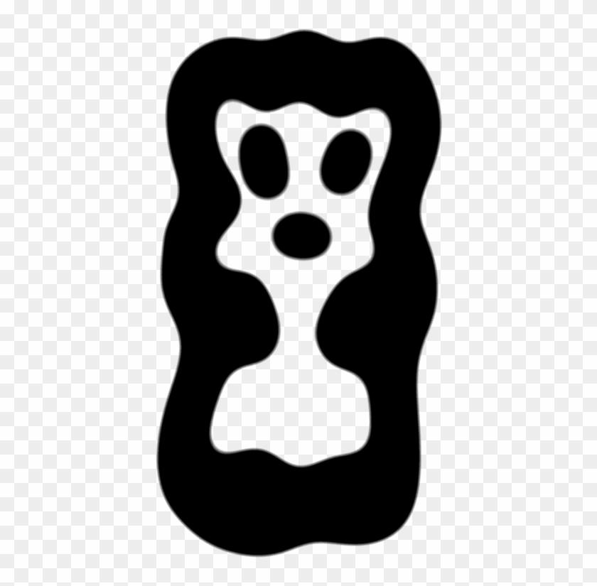 Alien, Face, White, Bear, Bears, Unknown, Ghost - Bear #171573