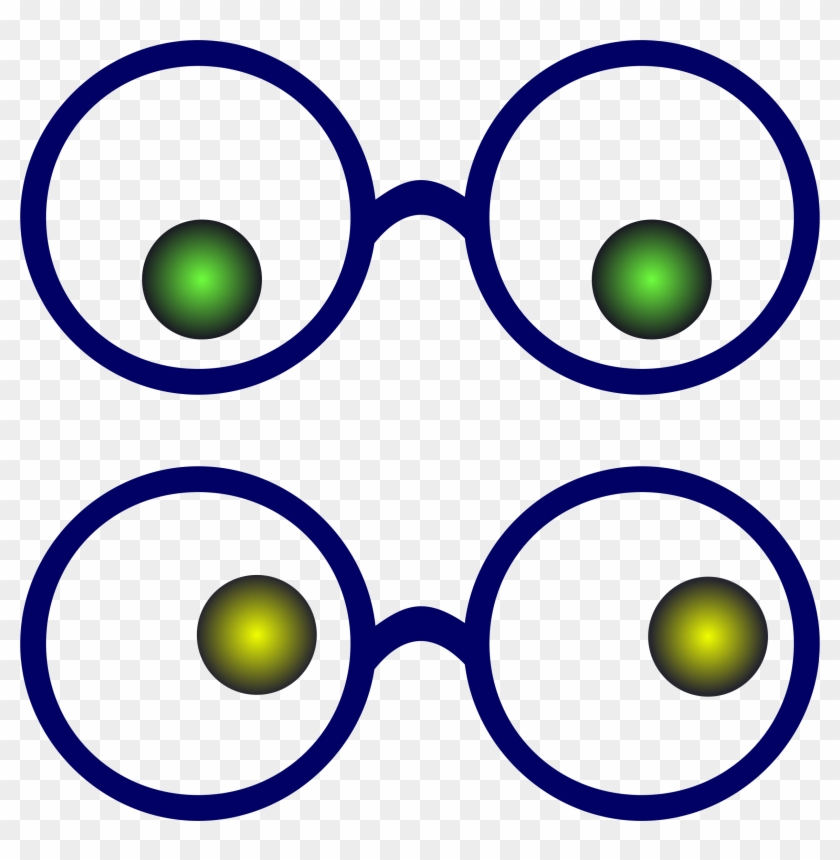 Eyes Clipart, Suggestions For Eyes Clipart, Download - Glasses With Eyes Clip Art #171582