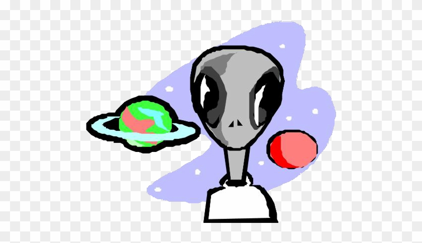 Unidentified Flying Object Extraterrestrial Life Clip - Unidentified Flying Object Extraterrestrial Life Clip #171593