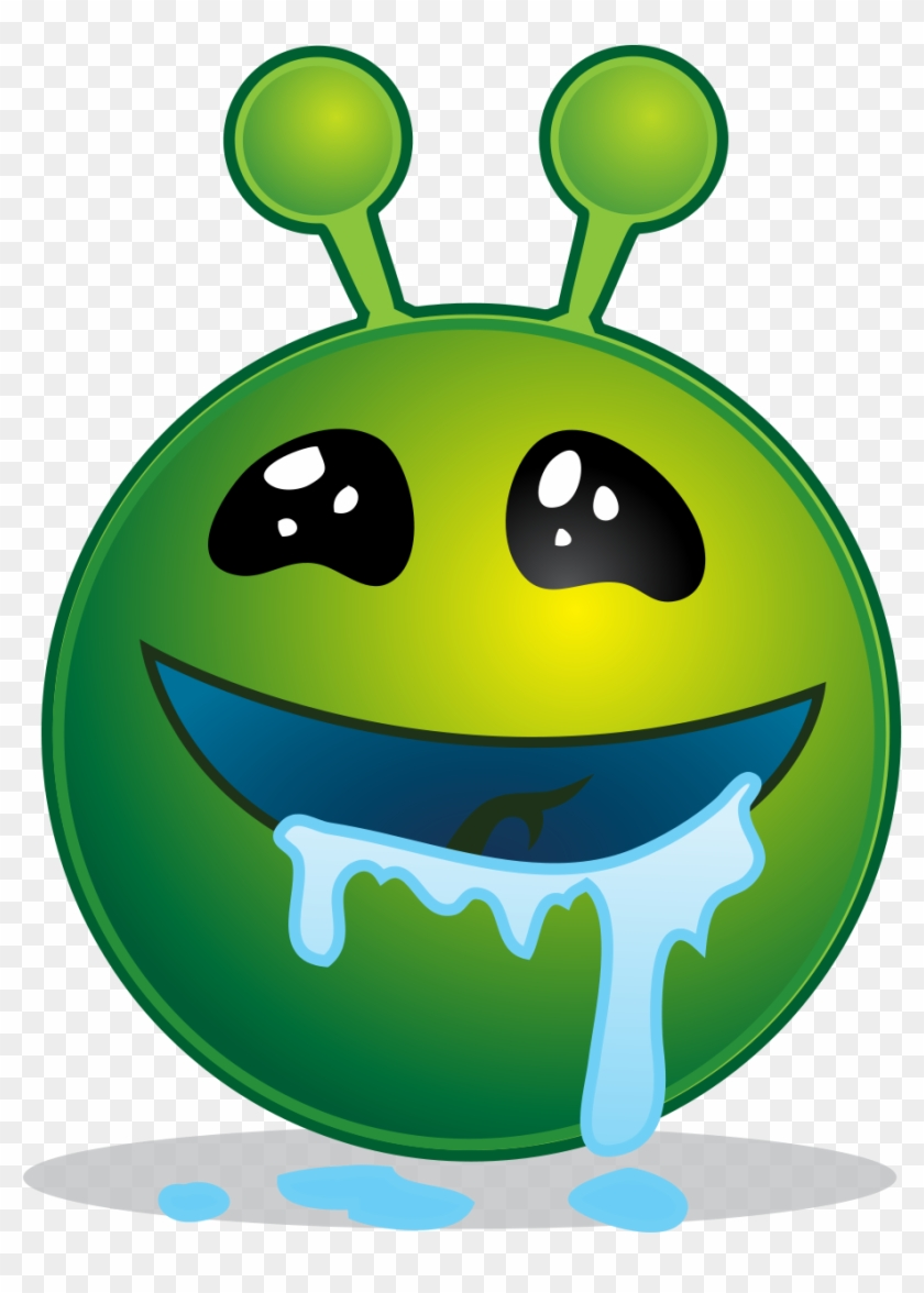 Alien Smiley #171595