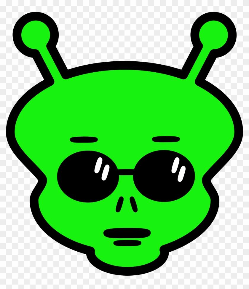 Alien People Cliparts - Alien Clipart #171618