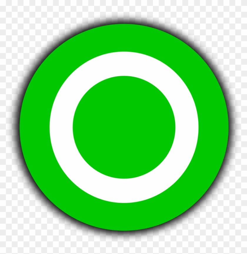 Circle Hook Clipart - C #171629